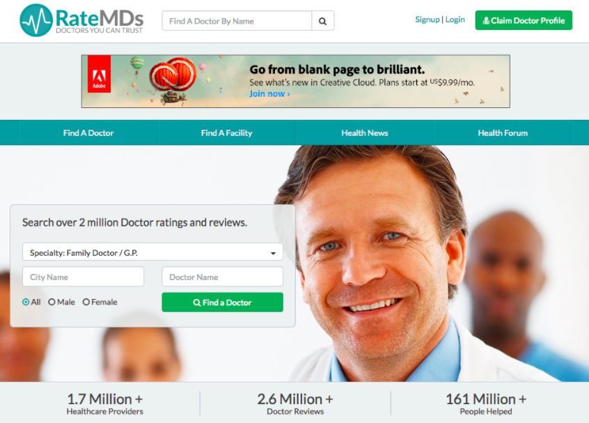 The Best Doctor Review Sites for Patients 3