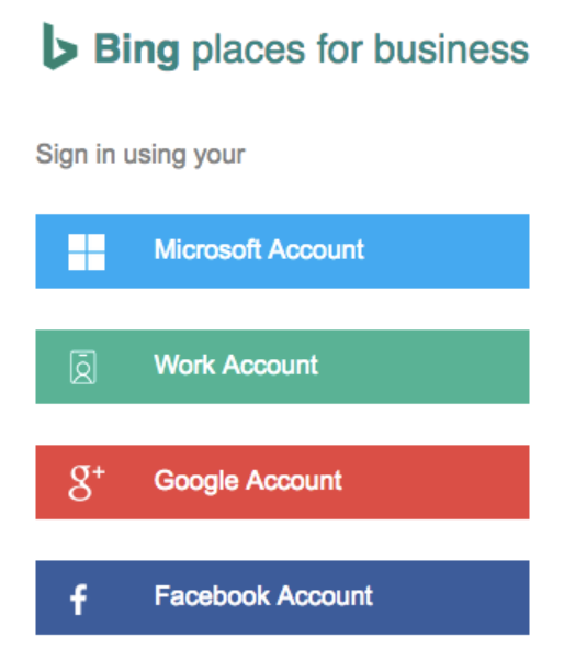 How To Claim Your Bing Profile 4