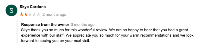 Is There a Good Way to Respond to a Bad Review? 5