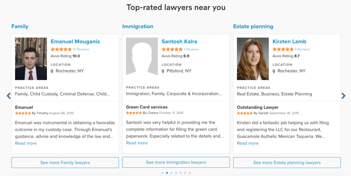 Lawyers: Do You Know How You Can Increase Your Reviews on Avvo? 2