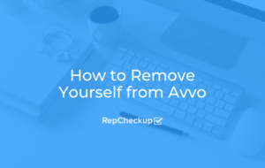 How to Remove Yourself from Avvo 8