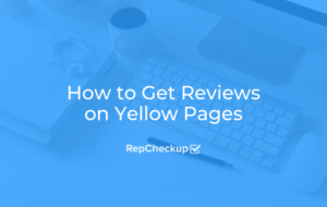 How to Get Reviews on Yellow Pages 3