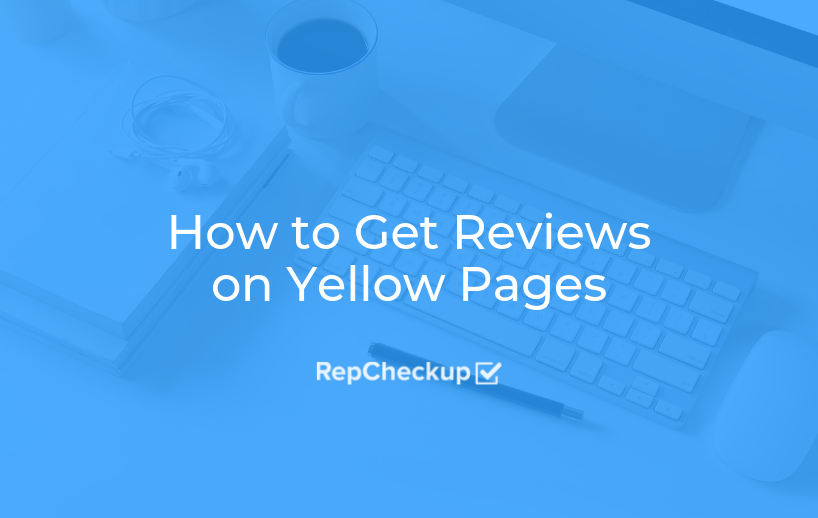 How to Get Reviews on Yellow Pages 1