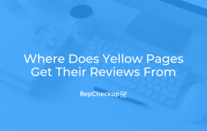 Where Does Yellow Pages Get Their Reviews From 1