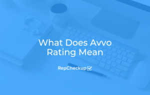 What Does Avvo Rating Mean 5