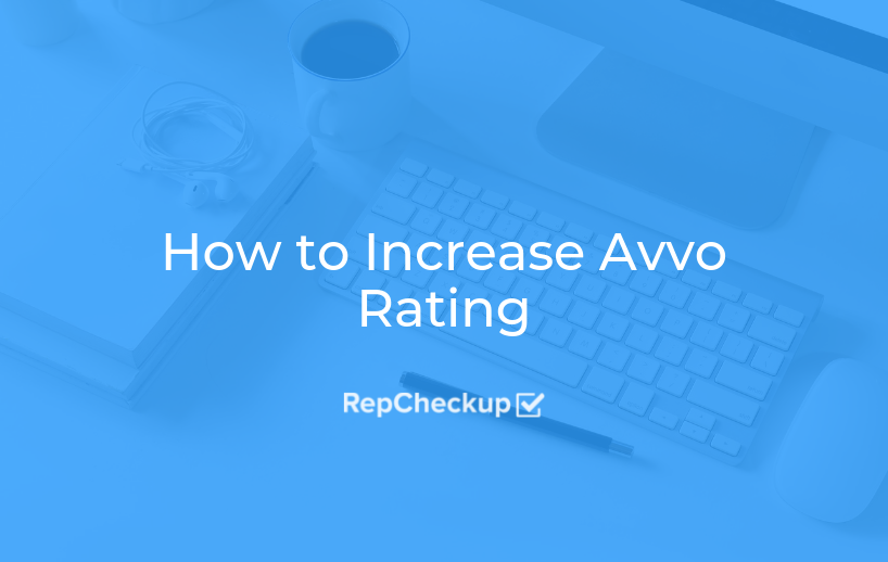 How to Increase Avvo Rating 5