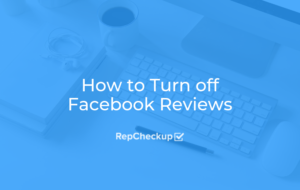 How to Turn off Facebook Reviews 7
